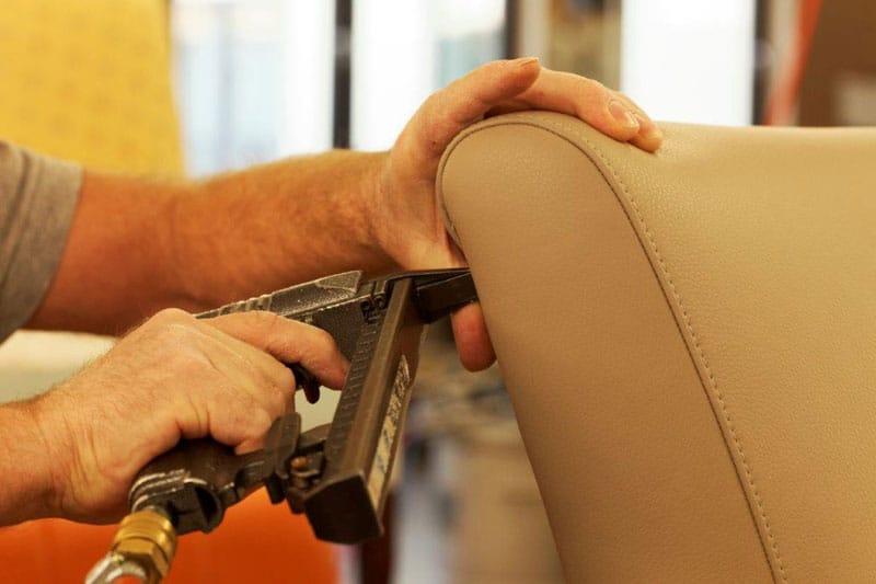 Manufaktur Morgentau, Polstermöbel, hochwertiger Stoff, individuelle Produktion